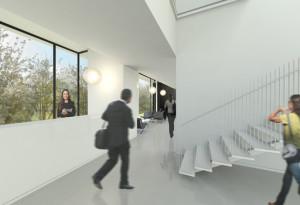 Centre Imédia vue interieure